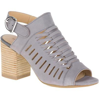 Sidra Malia block heel in frost grey