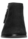 Serena black weather resistant ankle boots