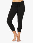 Good sport midi sweggings in black