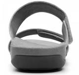 Samoa adjustable grey sandals