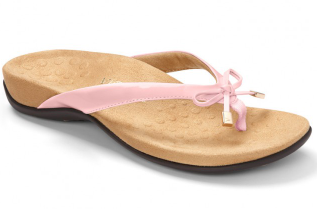 Bella light pink sandals