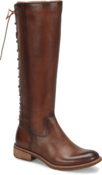 Sharnell II whiskey adjustable calf tall boots