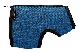 Yap Wrap Performance Mesh - Blue/Grey
