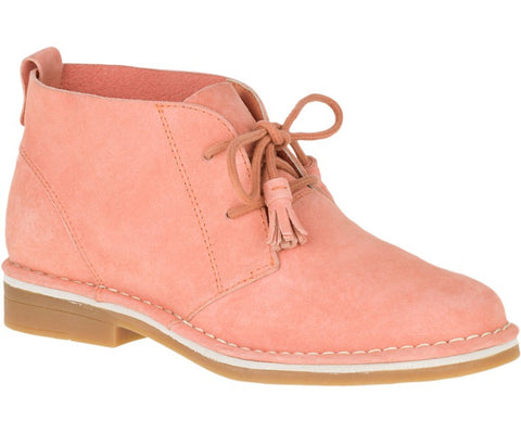 Cyra Catelyn WorryFree Suede® Boots in Peach