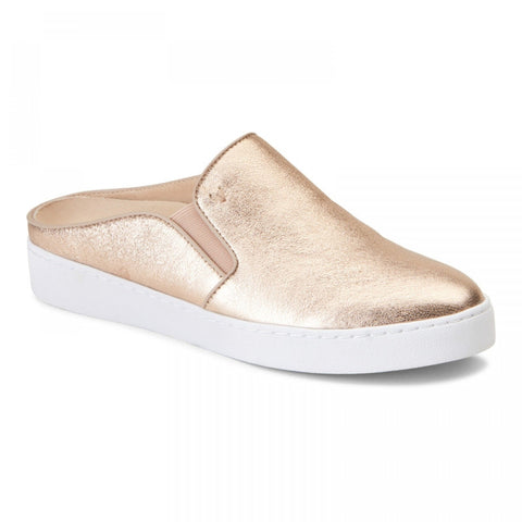 Dakota rose gold mule sneakers