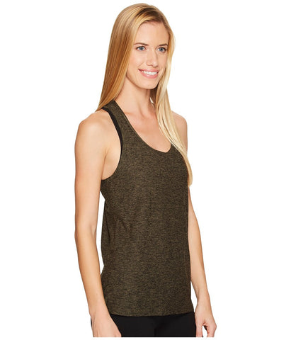 Lightweight crossover tank in Green/Black