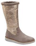 Paula convertible boot in taupe