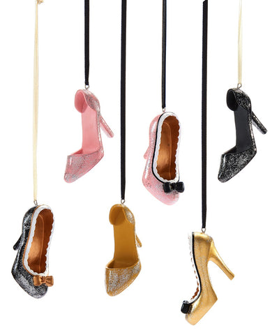Shoe ornaments (6 designs)