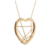 N6 Heart Deesign Necklace
