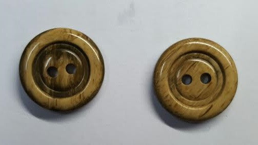 F010 - Wood Look Button