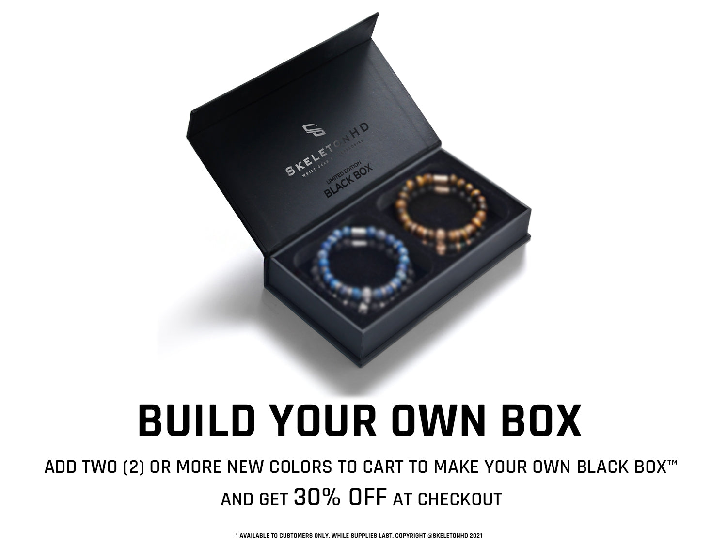 SkeletonHD- Build your own box