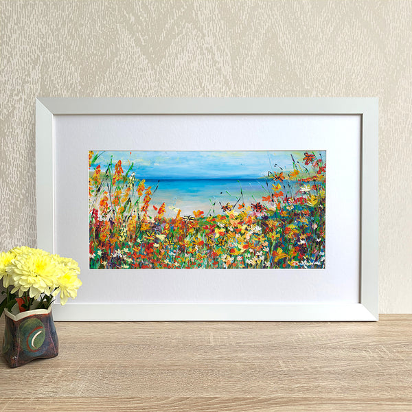 Framed Print - South Coast