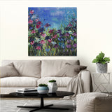 Canvas Print of 'Our first days of summer'