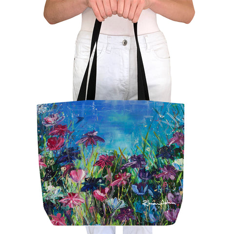 Tote Bag - Our First Days of Summer