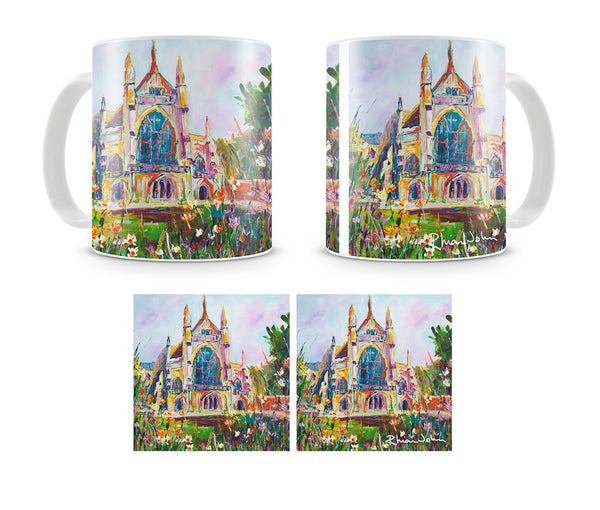 Mug of Winchester Cathedral