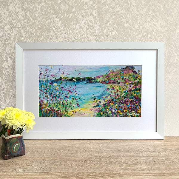 Framed Print - Weekend Away