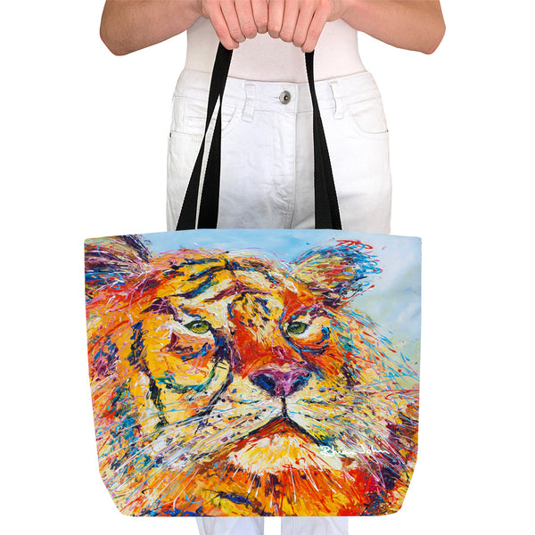 Tote Bag - Tiger