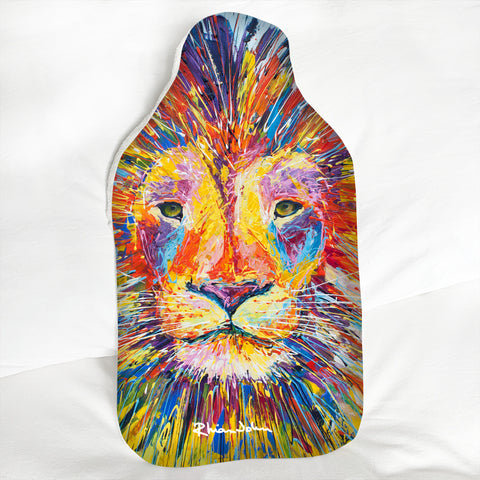 Hot Water Bottle - Lion