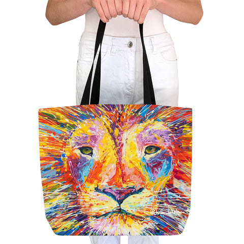 Tote Bag - Lion