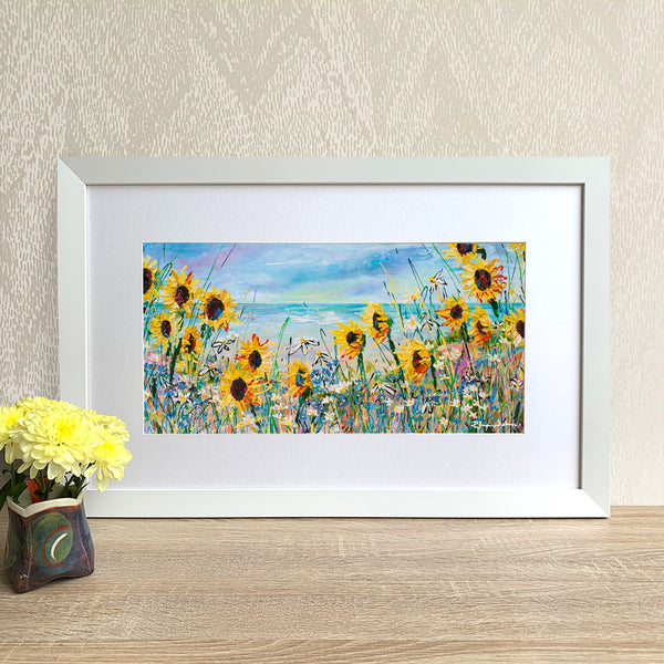 Framed Print - You are my sunshine