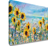 Canvas Print of 'You are my Sunshine'