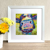 Framed Print - Molly Moo