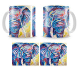 Mug of Nellie Ellie Elephant