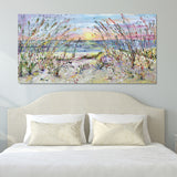 Canvas Print of 'Beach Love'
