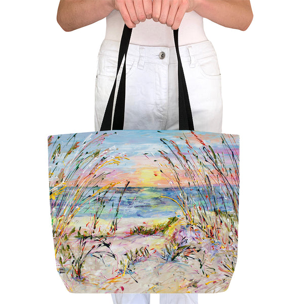 Tote Bag - Beach Love