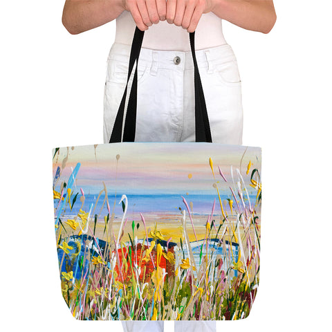 Tote Bag - Beach Huts