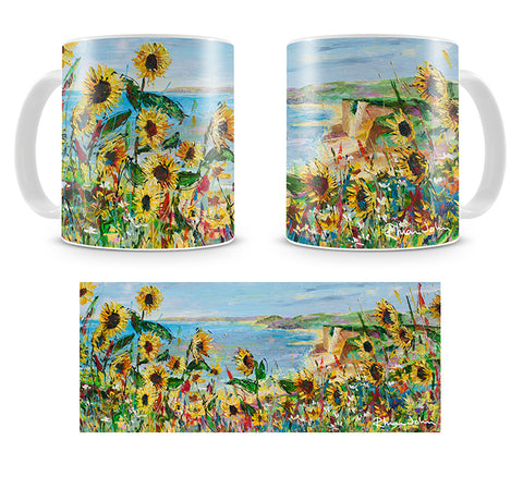 Mug of 'Cliff View'