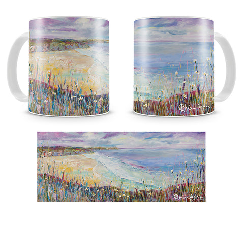 Mug of 'Gentle Waves'