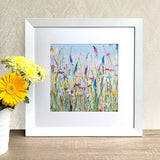 Framed Print - My Meadow (square version)