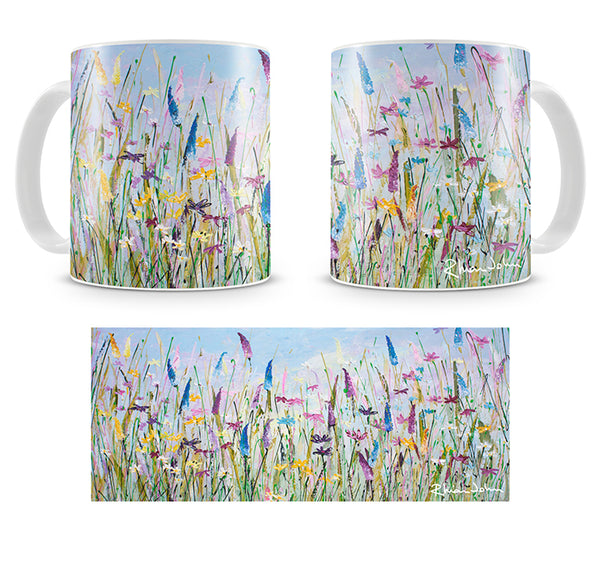 Mug of 'My Meadow'