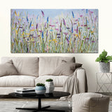 Canvas Print of 'My Meadow'