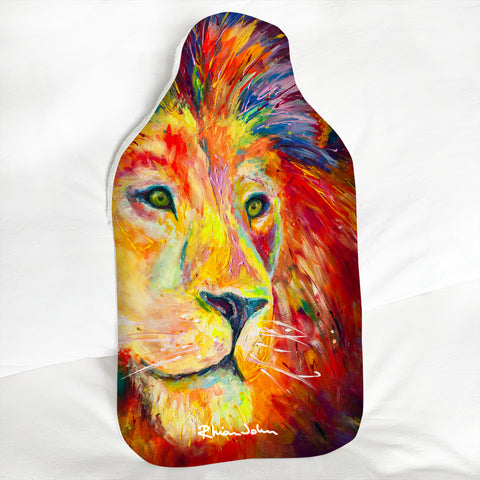 Hot Water Bottle - Lion Pride