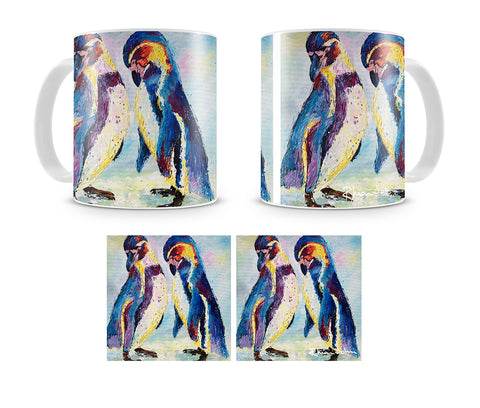Mug of Penguins