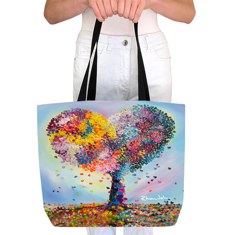 Tote Bag - With Love
