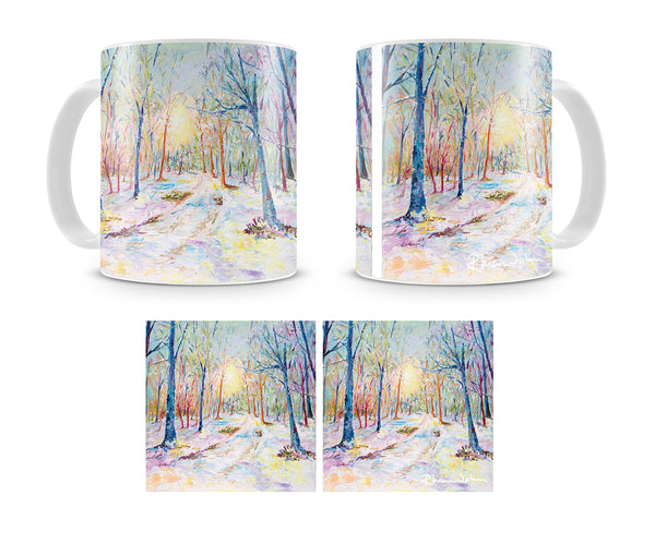 Mug of Enchanted Forest