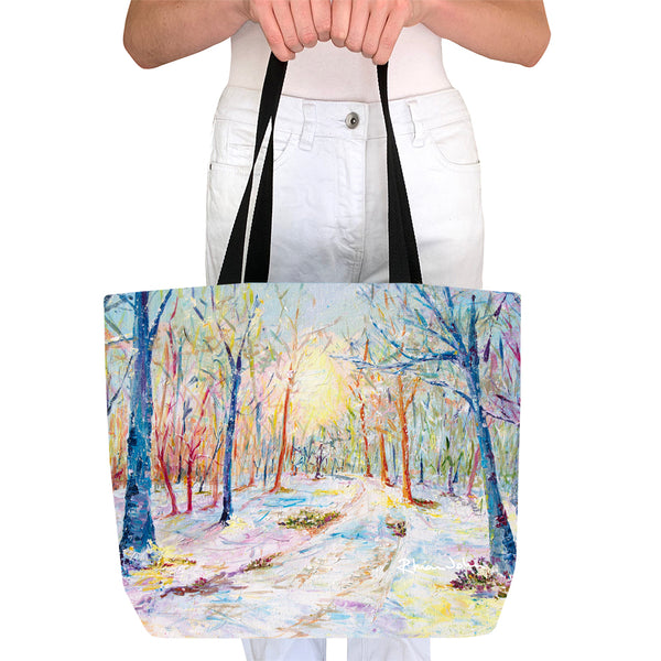 Tote Bag - Enchanted Forest