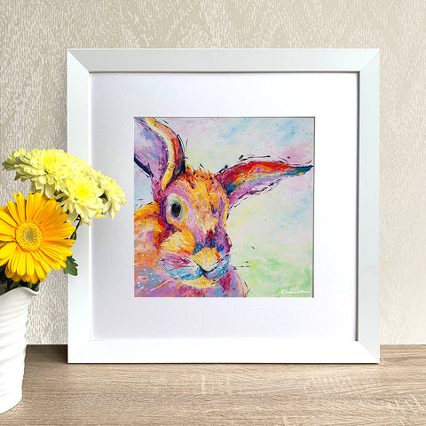 Framed Print - Rabbit