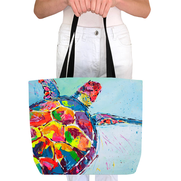 Tote Bag - Turtle
