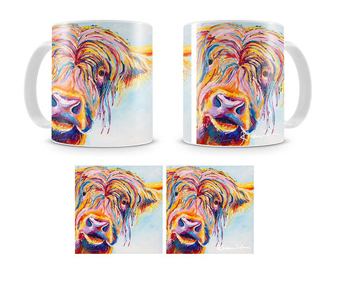 Mug of Chater Highland Cow
