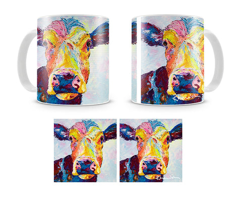 Mug of Clover Cow