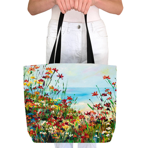 Tote Bag - Beach Path