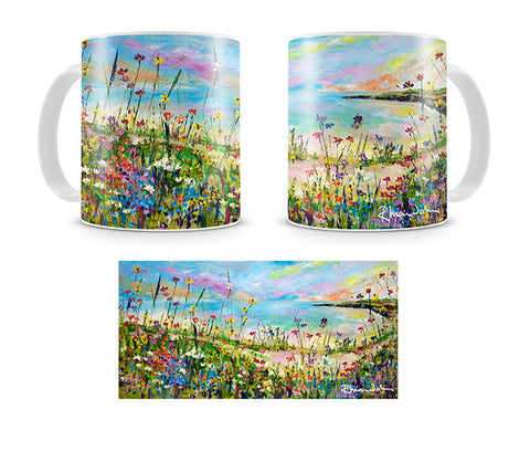 Mug of Coastal Path