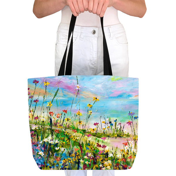 Tote Bag - Coastal Path