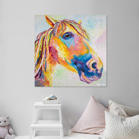 Canvas Print of 'Horse'
