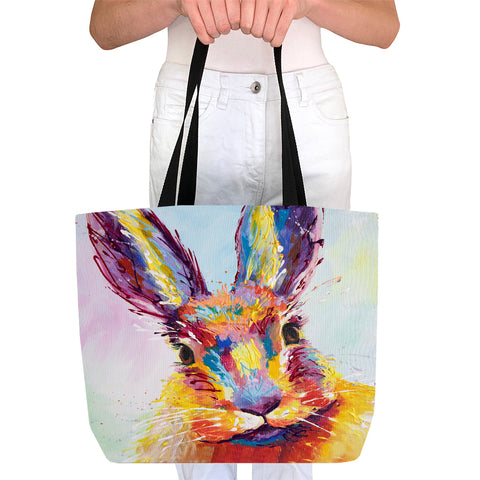 Tote Bag - Bella Bunny Rabbit