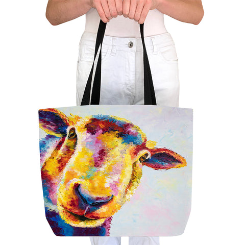 Tote Bag - Baasil Sheep